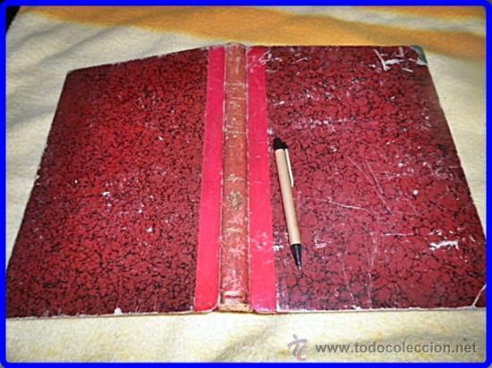 Libros antiguos: AÑO 1851. ALEJANDRO DUMAS. ELEGANTE VOLÚMEN DE 32 CM. DE ALTO. - Foto 4 - 35372960
