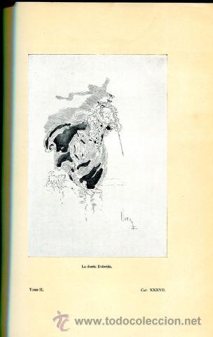 Libros antiguos: 1928: DON QUIJOTE DE LUJO - URRABIETA VIERGE - Foto 7 - 35485391