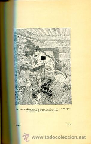 Libros antiguos: 1928: DON QUIJOTE DE LUJO - URRABIETA VIERGE - Foto 6 - 35485391