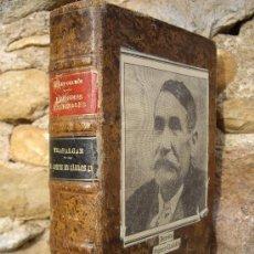 Libros antiguos: B. PÉREZ GALDÓS: TRAFALGAR - LA CORTE DE CARLOS IV, CASA EDITORIAL HERNANDO 1927-1919 .. Lote 35529049