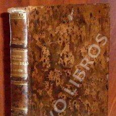 Libros antiguos: NICOLÁS DE PALOMERA. ÚLTIMOS DÍAS DE SAGUNTO O ERGASTO Y BELENNA. NOVELA HISTÓRICA. 1863. Lote 35562935