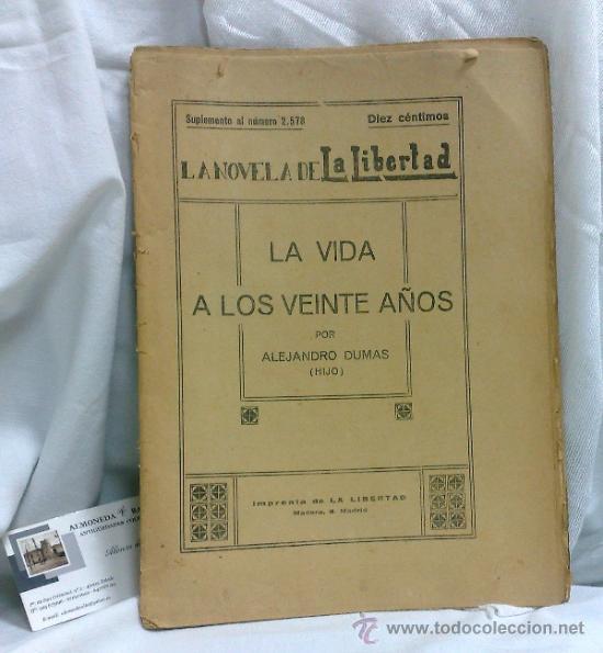 Libros antiguos: AÑO 1919-1939.- LA NOVELA DE LA LIBERTAD,SUPLEMENTOS DEL DIARIO -LA LIBERTAD- - Foto 15 - 36836905
