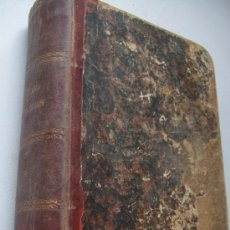 Libros antiguos: LA HIJA DEL CRIMEN Ó LA PROMETIDA DE SATANÁS, NOVELA HISTÓRICA ORIGINAL-1883- TOMO I. Lote 37727545