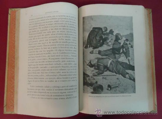 Libros antiguos: NOVELAS CORTAS POR EDMUNDO DE AMICIS. 1900. EDICIÓN ILUSTRADA POR A. FERRAGUTI. - Foto 4 - 38111182