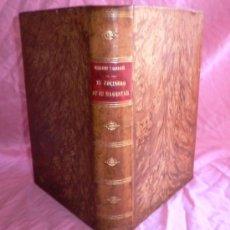 Libros antiguos: EL COCINERO DE SU MAGESTAD - M.FERNANDEZ Y GONZALEZ - AÑO 1865 - MAGNIFICAS LAMINAS.. Lote 38202835