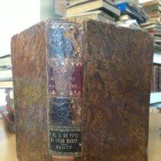 Libros antiguos: AÑO 1900.- BAILEN Y EL 19 DE MARZO Y EL 2 DE MAYO. DE PEREZ GALDOS. Lote 38711708