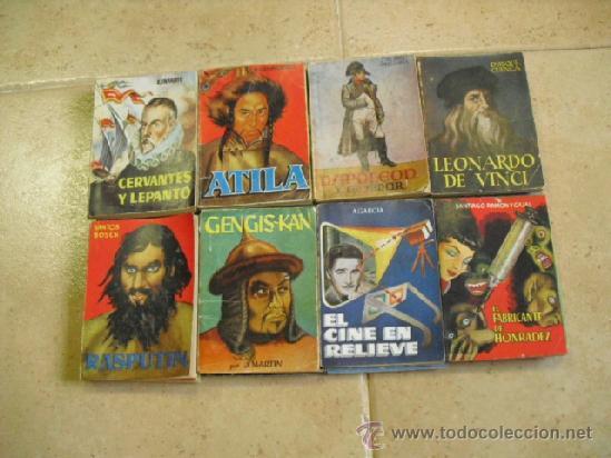 ENCICLOPEDIA PULGA,24 UNIDADES (Libros antiguos (hasta 1936), raros y curiosos - Literatura - Narrativa - Novela Histórica)