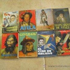 Libros antiguos: ENCICLOPEDIA PULGA,24 UNIDADES. Lote 38911289