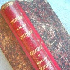Libros antiguos: EL MONGE NEGRO, NOVELA HISTORICA ORIGINAL, DON TORCUATO TARRAGO Y MATEOS, MADRID,EDIT M.PRATS, 1857. Lote 39136813