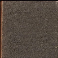 Libros antiguos: LA LUCHA POR LA VIDA ·· LA BUSCA ·· PIO BAROJA ·· 1929. Lote 39257936