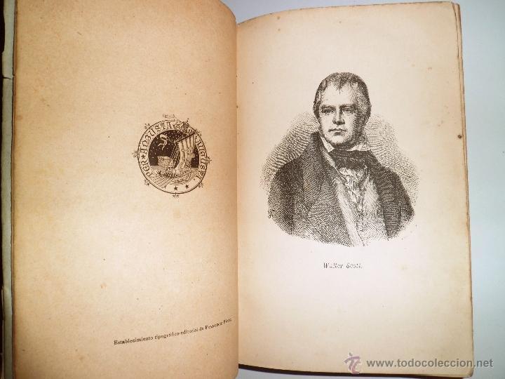 Libros antiguos: QUINTÍN DURWARD. NOVELA HISTÓRICA. SIR WALTER SCOTT (1883) - Foto 21 - 39508632