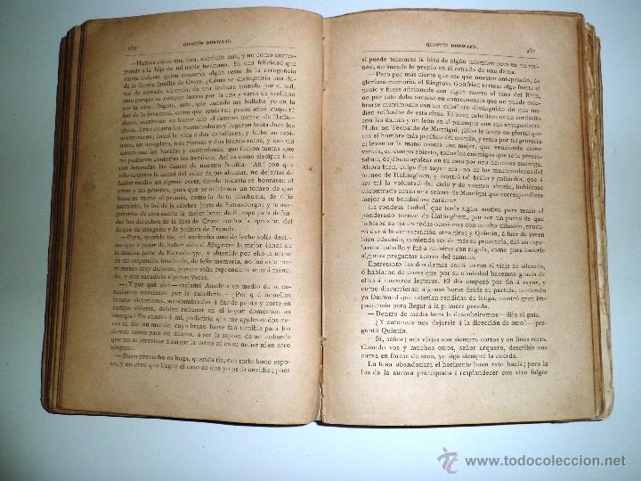 Libros antiguos: QUINTÍN DURWARD. NOVELA HISTÓRICA. SIR WALTER SCOTT (1883) - Foto 16 - 39508632