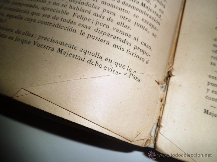 Libros antiguos: QUINTÍN DURWARD. NOVELA HISTÓRICA. SIR WALTER SCOTT (1883) - Foto 15 - 39508632
