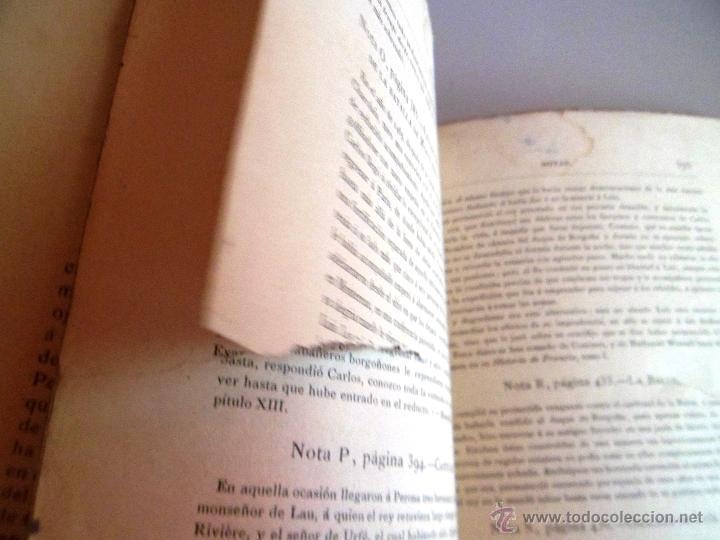 Libros antiguos: QUINTÍN DURWARD. NOVELA HISTÓRICA. SIR WALTER SCOTT (1883) - Foto 8 - 39508632