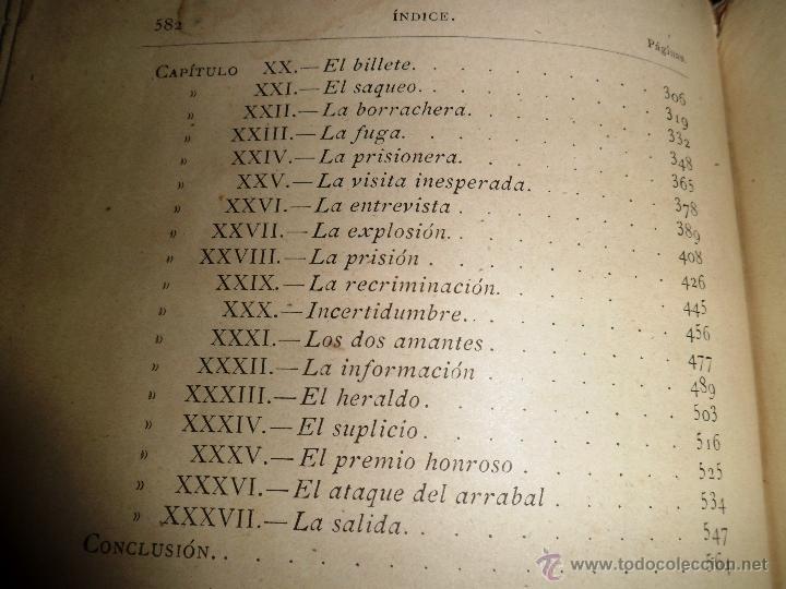 Libros antiguos: QUINTÍN DURWARD. NOVELA HISTÓRICA. SIR WALTER SCOTT (1883) - Foto 5 - 39508632