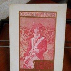 Libros antiguos: ALEJANDRO DUMAS. EL CAPITÁN RICHARD. 1908. Lote 39922916