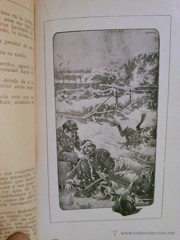 Libros antiguos: ALEJANDRO DUMAS. EL CAPITÁN RICHARD. 1908 - Foto 4 - 39922916