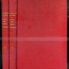 Libros antiguos: VILLEMER : AMOR DEL DIABLO - DOS TOMOS (SOPENA). Lote 40181169