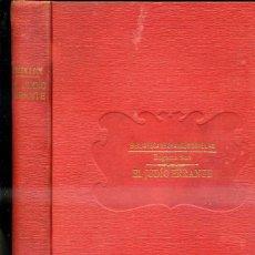 Libros antiguos: EUGENIO SUE : EL JUDÍO ERRANTE (SOPENA). Lote 40181704