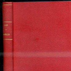 Libros antiguos: EUGENIO SUE : MATILDE (SOPENA). Lote 40181662