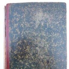 Libros antiguos: AVENTURAS DE APOLINAR CARRASCO / E. MORENO / ED. MORENO Y ROIG 1874 / 1ª ED./ ILUSTRADO. Lote 40606319