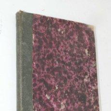 Livres anciens: 1869 LIBRO NOVELA ANTIGUO MUY RARO UNICO APARECIDO TAMARIS POR JORGE SAND VALENCIA . Lote 41018471