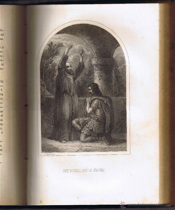 Libros antiguos: LOS MISTERIOS DEL PUEBLO ESPAÑOL DURANTE 20 SIGLOS - M ANGELON - TOMO II - 1859 - - Foto 3 - 42112736