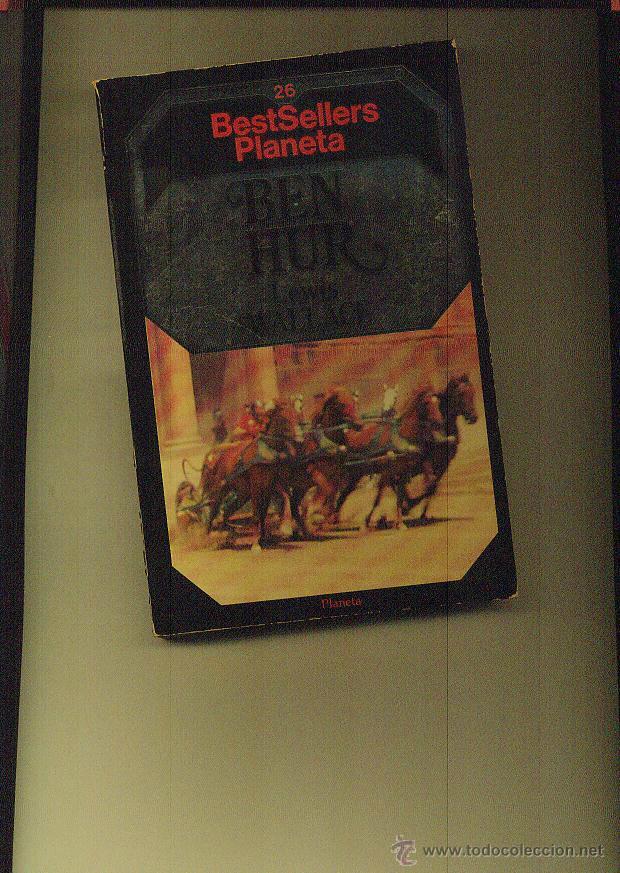 BEN HUR (Libros antiguos (hasta 1936), raros y curiosos - Literatura - Narrativa - Novela Histórica)