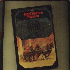 Libros antiguos: BEN HUR . Lote 42575705