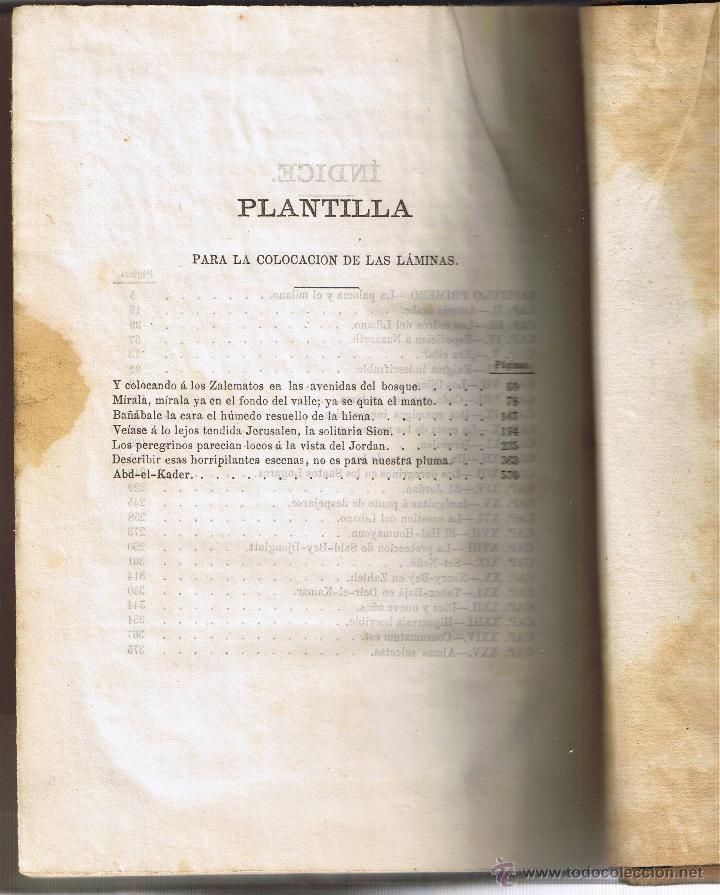 Libros antiguos: LOS MÁRTIRES DE LA SIRIA - PEDRO MATA - 1860 - TOMO I Y II EN EL VOLÚMEN - - Foto 10 - 42970859