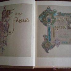 Libros antiguos: THE ROMANCE OF TRISTRAM OF LYONES & LA BEALE ISOUDE, C. 1920, EN INGLÉS. Lote 43600645