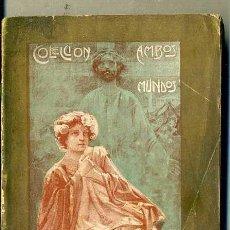 Libros antiguos: RYDBERG : EL ÚLTIMO ATENIENSE (GRANADA, C. 1910) LÁMINAS DE GASPAR CAMPS. Lote 44842533