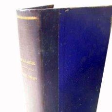 Libros antiguos: BEN-HUR (2 TOMOS EN UN SOLO VOLUMEN) WALLACE, LEWIS. Lote 44844672