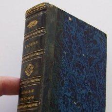 Libros antiguos: PARIS 1810 CONQUISTA DE GRANADA & HISTORIA DE LOS MOROS EN ESPAÑA * GONZALVE DE CORDOUE. Lote 45250802