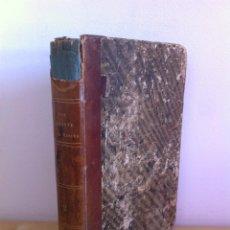 Old books - EL INGENIOSO HIDALGO DON QUIJOTE DE LA MANCHA.PARTE I.TOMO II.AÑO 1833.COMENTADO POR DIEGO CLEMENCIN - 46323011