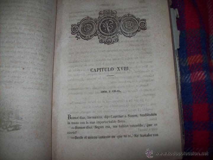 Libros antiguos: LA GUERRA DE LAS MUJERES.ALEJANDRO DUMAS.1ª EDICIÓN 1858. UNA VERDADERA JOYITA.VER FOTOS. - Foto 21 - 46504884