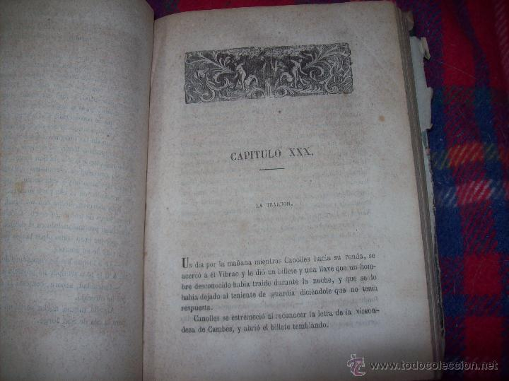 Libros antiguos: LA GUERRA DE LAS MUJERES.ALEJANDRO DUMAS.1ª EDICIÓN 1858. UNA VERDADERA JOYITA.VER FOTOS. - Foto 25 - 46504884
