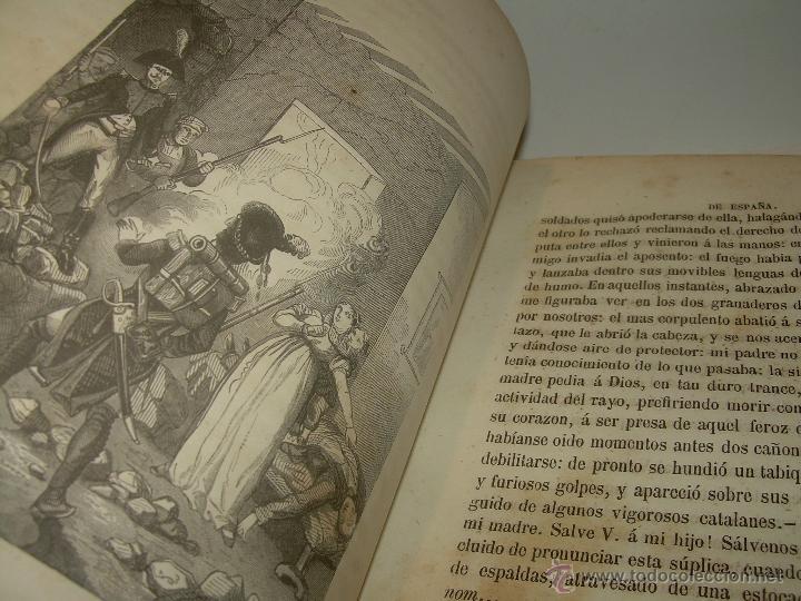 Libros antiguos: ANTIGUO LIBRO TAPAS DE PIEL......INQUISICION MILITAR.........AÑO..1.856 - Foto 7 - 47203014
