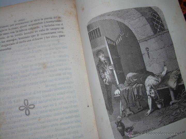 Libros antiguos: ANTIGUO LIBRO TAPAS DE PIEL......INQUISICION MILITAR.........AÑO..1.856 - Foto 21 - 47203014