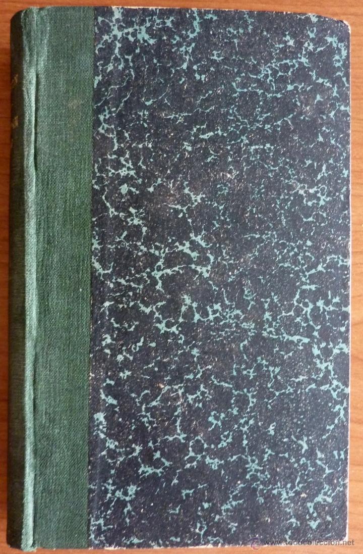 Libros antiguos: El Capitan Veneno e Hª de mis libros, PA de Alarcon 1918 - Foto 4 - 48102476