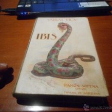 Libros antiguos: OBRAS COMPLETAS DE VARGAS VILA IBIS. Lote 48191636