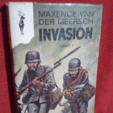 Libros antiguos: INVASIÓN DE MAXENCE VAN DER MEERSCH. Lote 48670127