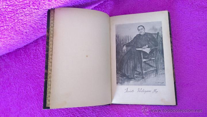 Libros antiguos: CANIGO LLEGENDA PIRENAYCA,MOSSEN JACINTO VERDAGUER 1901 - Foto 2 - 48757432