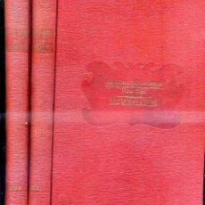Libros antiguos: VICTOR HUGO : LOS MISERABLES - DOS TOMOS (SOPENA C. 1930). Lote 48919541