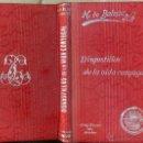 Libros antiguos: BALZAC : DISGUSTILLOS DE LA VIDA CONYUGAL (TASSO C. 1930). Lote 48928082