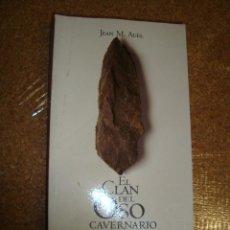 Libros antiguos: EL CLAN DEL OSO CAVERNARIO, JEAN MANUEL, EL PAIS. Lote 49081858
