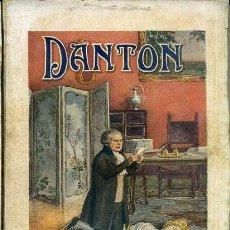 Libros antiguos: NUÑEZ DE PRADO : DANTON (SOPENA, 1930) NOVELA HISTÓRICA. Lote 49253402