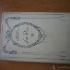 Libros antiguos: LES ROIS.. Lote 49634628
