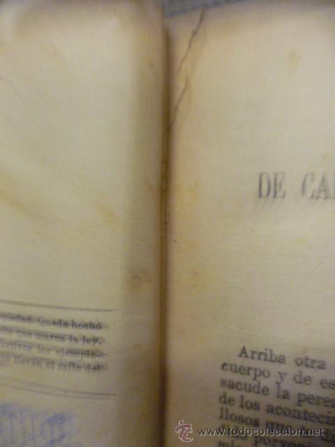 Libros antiguos: DE CARTAGO A SAGUNTO, BENITO PEREZ GALDOS - 1911 - Foto 5 - 50259240