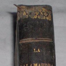 Livres anciens: LA SALAMANDRA 1845. Lote 50407931